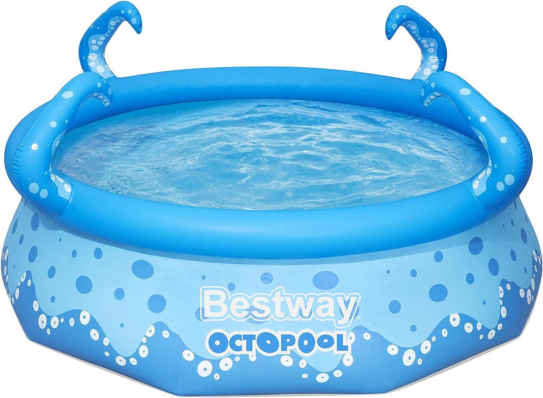 Bestway OktoPool für Kinder, Planschbecken mit aufblasbarem ...