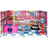 miWorld Deluxe Sweet Factory Candy Store Environment Set