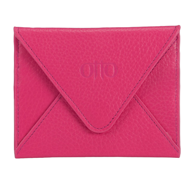 Otto Genuine Leather Wallet - Multiple Slots Money, ID, Cards, Smartphone, RFID Blocking - Unisex