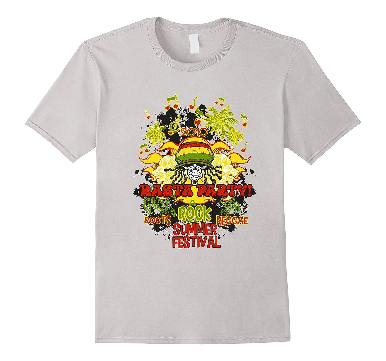 96904aae7 Rasta Party! Roots Rock Reggae Summer 2016 Fun Graphic Tees-BN ...