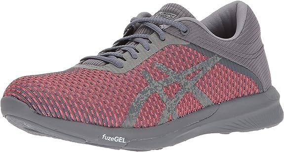 ASICS Womens Fuzex Rush Cm - Fuzex Rush Cm - Caña de Pescar para Mujer Mujer: Amazon.es: Zapatos y complementos