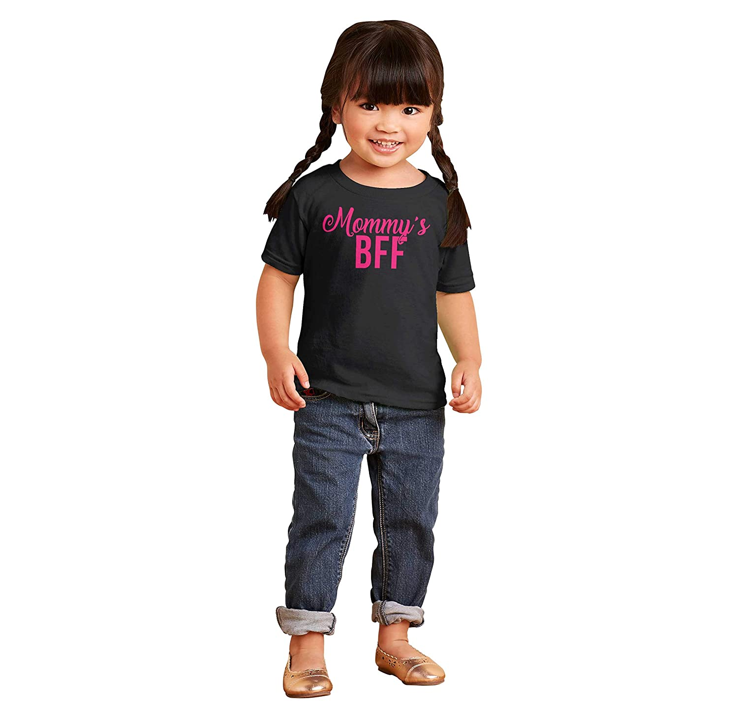 Mommy Best Friends Forever Mothers Day Infant Toddler T Shirt