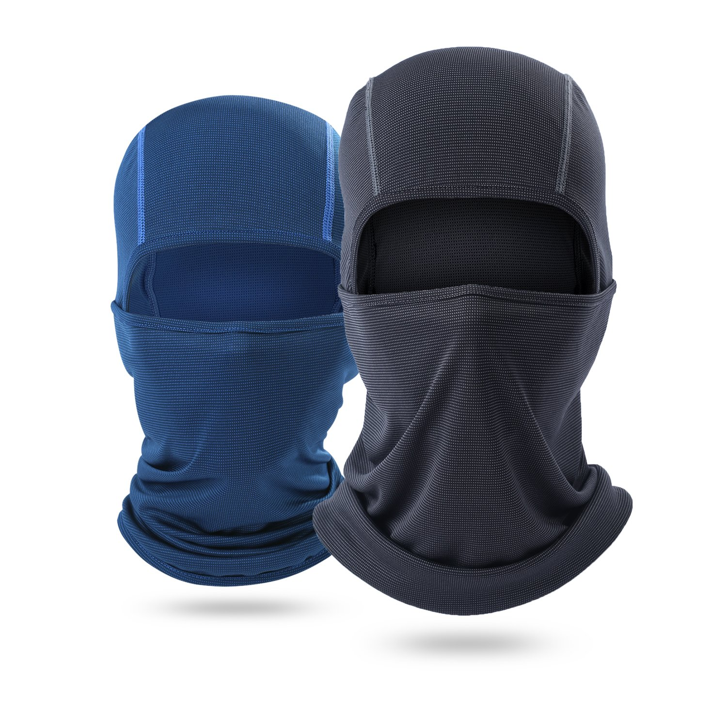 SUNMECI Balaclava Face Mask Sun Protection and Windproof Neck Cover for Motorcycle, Outdoors