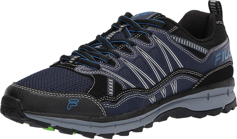 Fila Men s Evergrand Trail Shoe Hiking