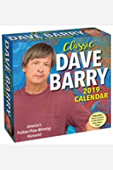 Classic Dave Barry 2019 Day-to-Day Calendar Calendar