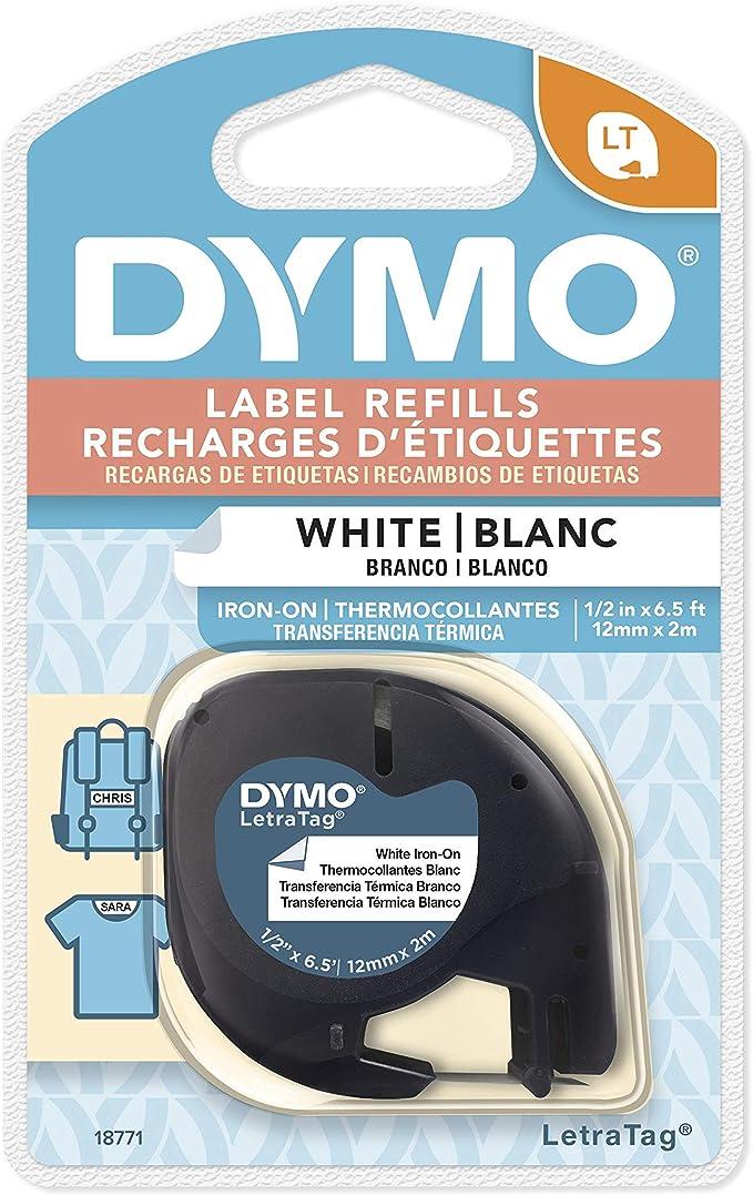 DYMO LetraTAG Iron-on cinta para impresora de etiquetas - Cintas ...
