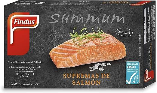 Findus Suprema Salmón Summum, 200g