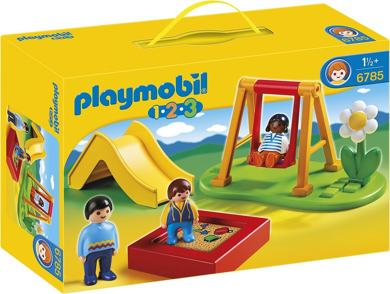 PLAYMOBIL 1.2.3 - Parque Infantil (6785)