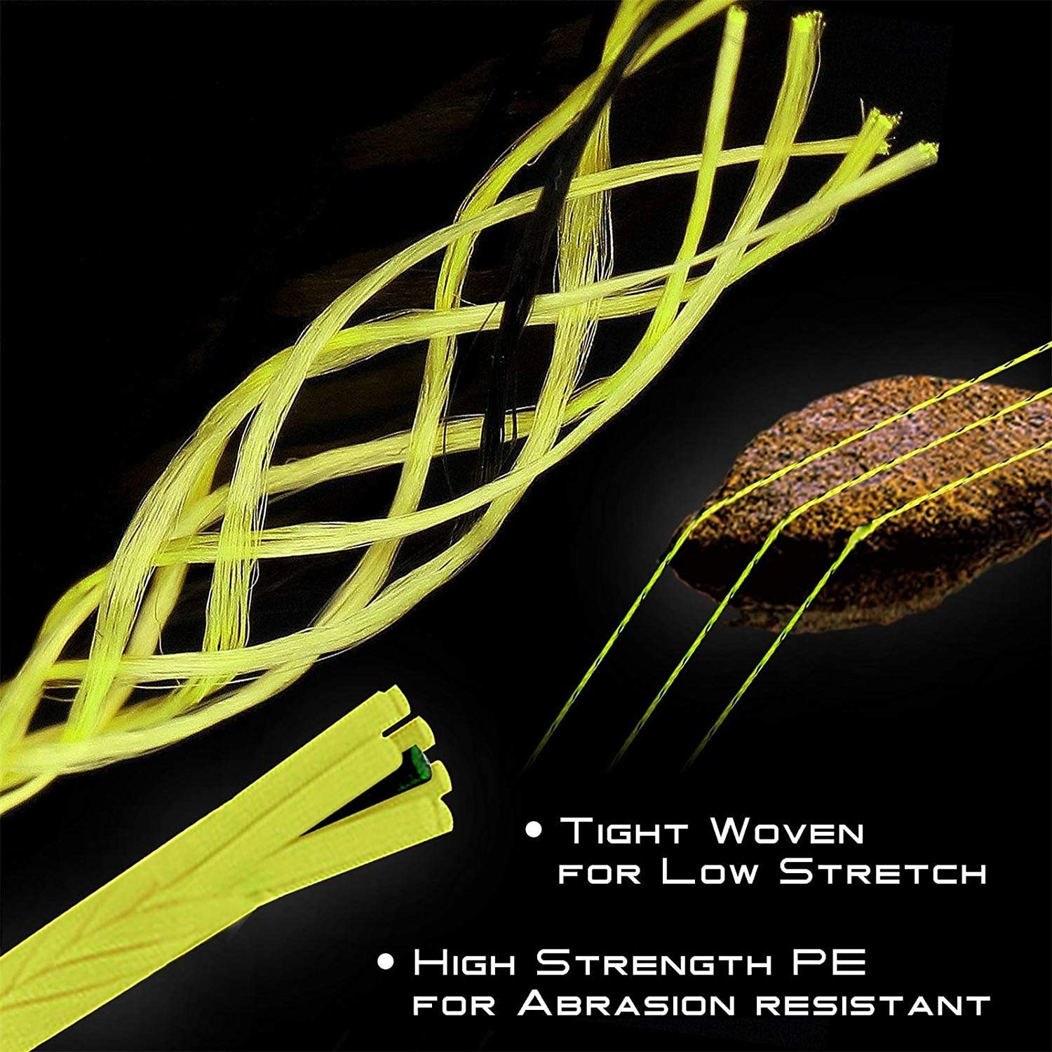Maximumcatch Fly Line Backing for Fly Fishing Braided 20//30lb,100//300yards