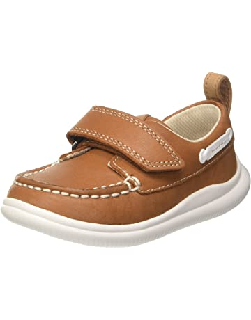 Clarks Cloud Snap, Mocasines para Niños