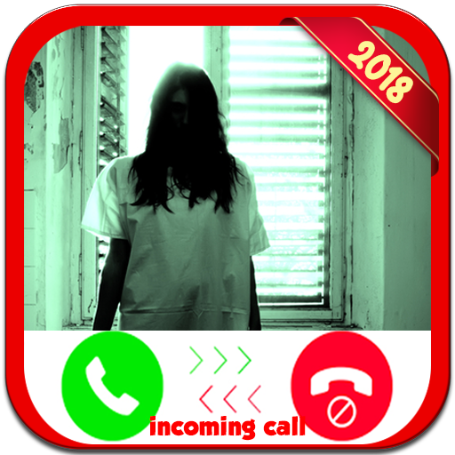 Instant Live Call From Scary Ghost Killer - Free Fake Phone Caller ID PRO - PRANK 2018 -