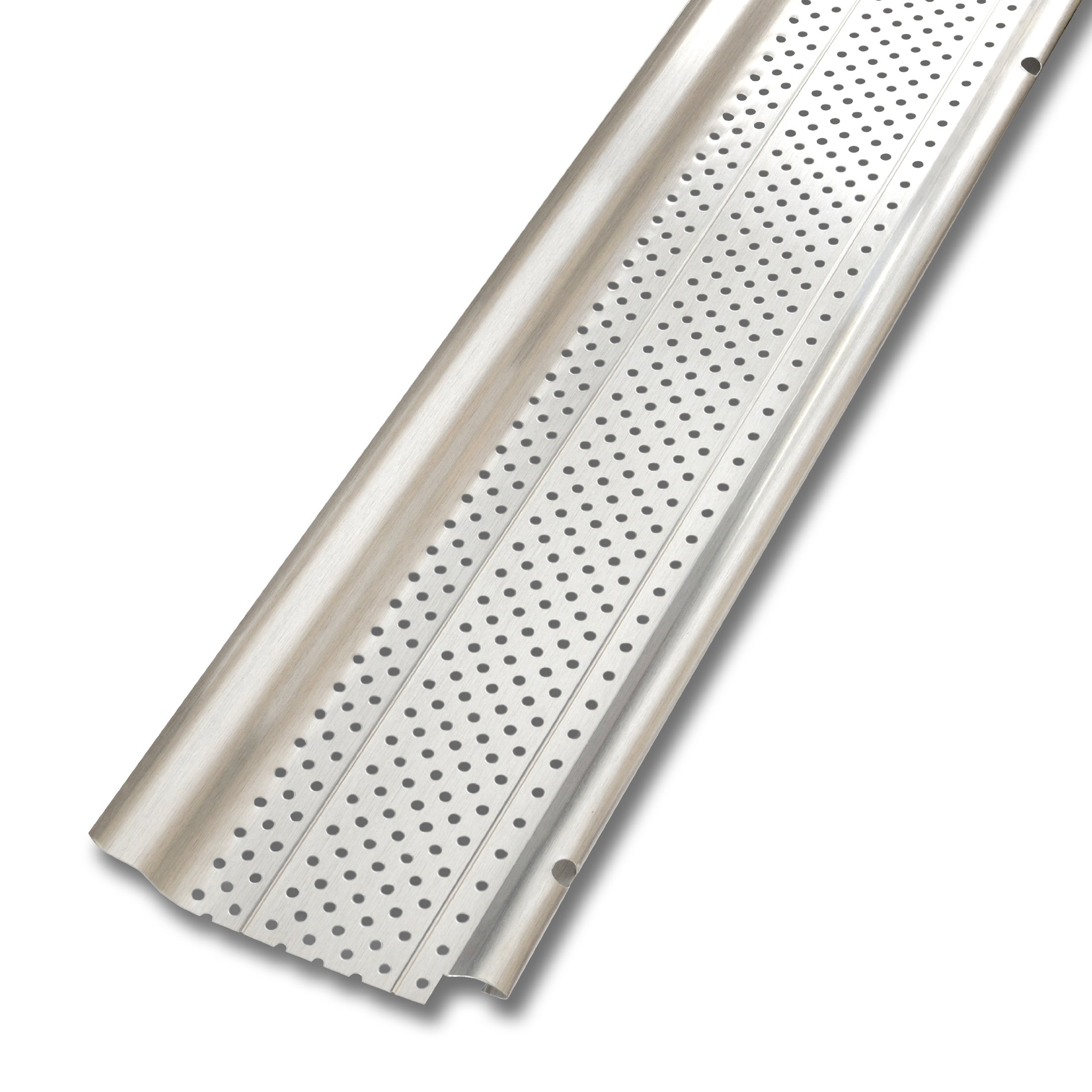 Smart Screen GPS401 Gutter Protection Covers, Aluminum, 5'' x 4' (Pack of 5) by Smart Screen