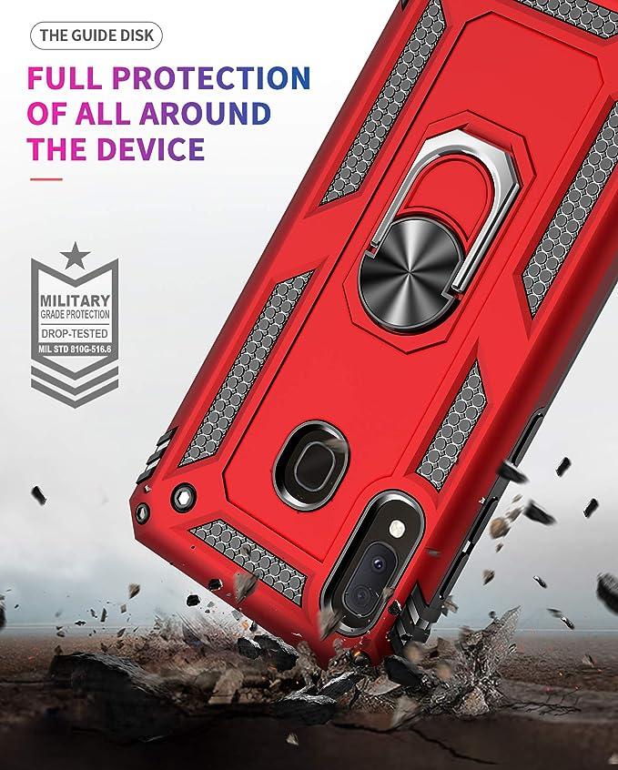 Kompatibel mit Samsung Galaxy A20S H/ülle mit Diamant Ring St/änder,Handyh/ülle Galaxy A20S Gl/änzend Bling Glitzer Stern Transparent Silikon H/ülle TPU Schutzh/ülle Case Tasche,Gr/ün