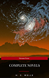 H. G. Wells: Classics Novels and Short Stories (Eireann Press) [Included 11 novels & 09 short stories] Subtitle