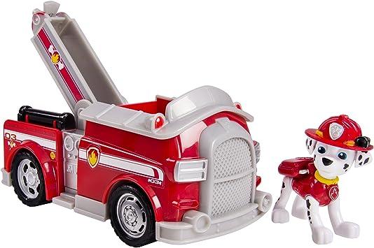Oferta amazon: PAW PATROL - Marshall y su camión de Bomberos (Spin Master 20063721)