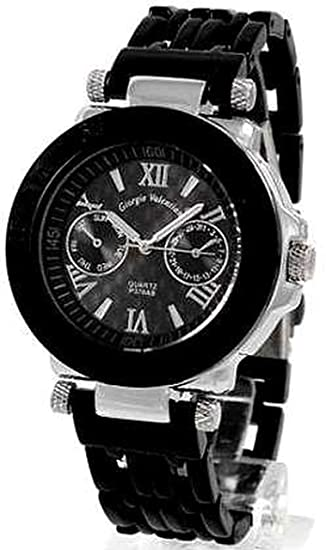 Giorgie Valentian Giorgie Valentian / Trend Online - Reloj unisex, correa de metal