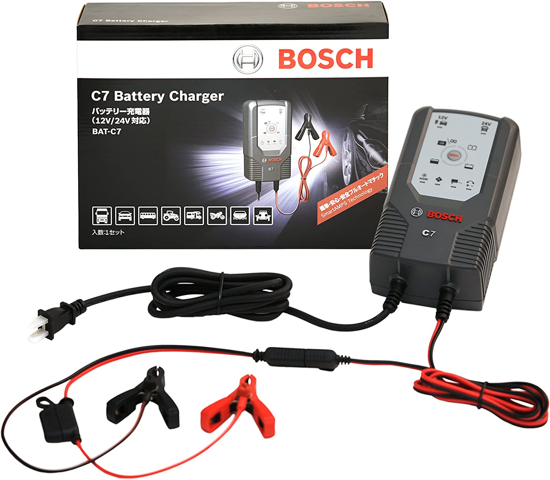 BOSCH ( ボッシュ ) バッテリーチャージャー C7 BAT-C7