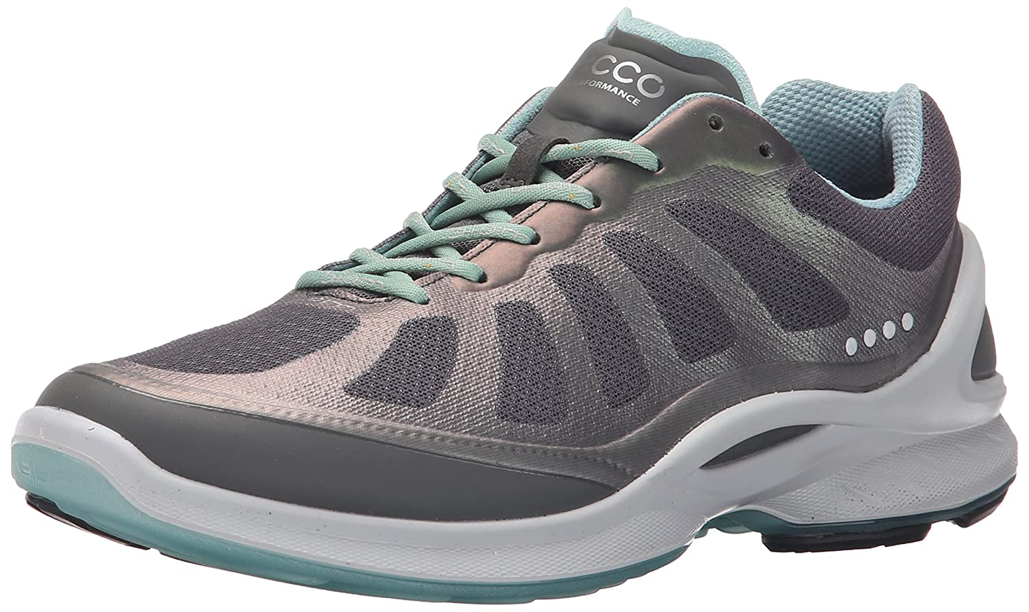 ECCO Women's Biom Fjuel Racer Cross M Trainer B00VJ4PK42 36 EU/5-5.5 M Cross US|Dark Shadow a295a7