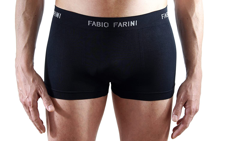 4f699d3a62 Fabio Farini 4er-Pack Microfaser Seamless Boxershorts, in vielen  Fabkombinationen: Amazon.de: Bekleidung