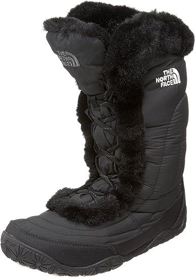 North Face Nuptse Fur IV Boots - Womens