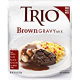 Trio Gravy, Brown, 13.37-Ounce