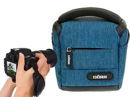 Cámara de Fotos Funda - Cabestro Motion Blue en Juego con SLR ...
