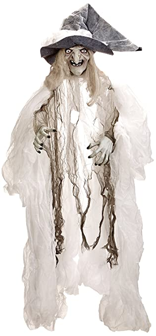 hanging witch 60 inch large halloween prop - Halloween Prop