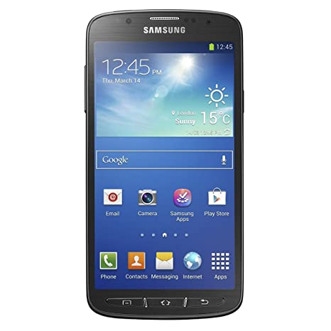 Amazon.com: Samsung Galaxy S4 Active, 16 GB (at & T), gris
