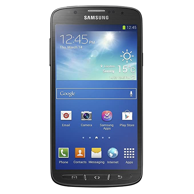 Review Samsung Galaxy S4 Active I537 16GB Unlocked GSM 4G LTE Water-Resistant Smartphone w/ 13MP Camera - Urban Gray