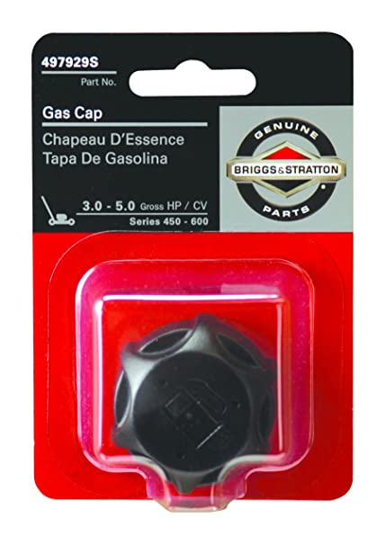 Amazon.com: Briggs & Stratton 5057 K Fuel Tank Cap para 3.5 ...