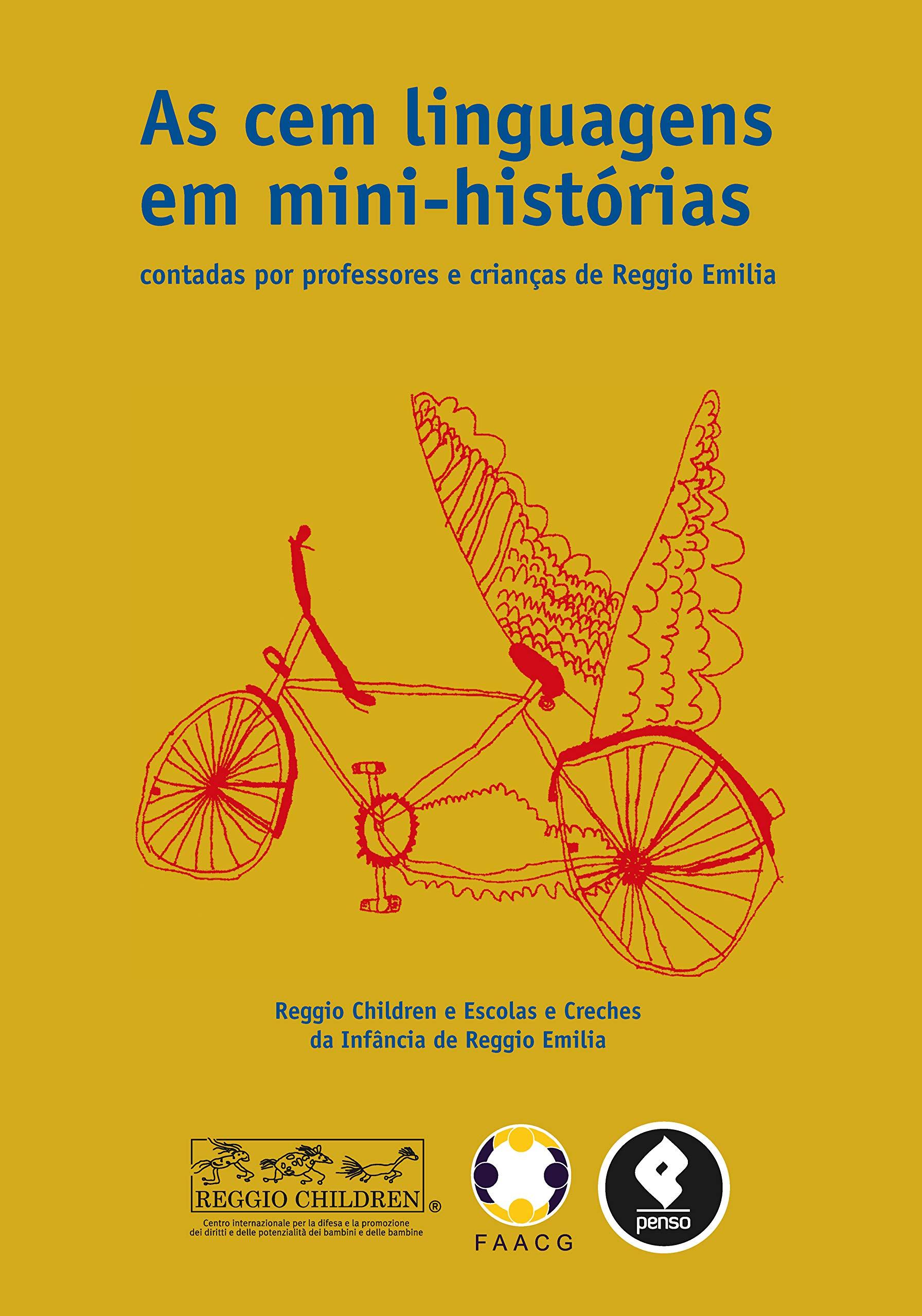 Livro 'As Cem Linguagens em Mini-histórias' por Reggio Children