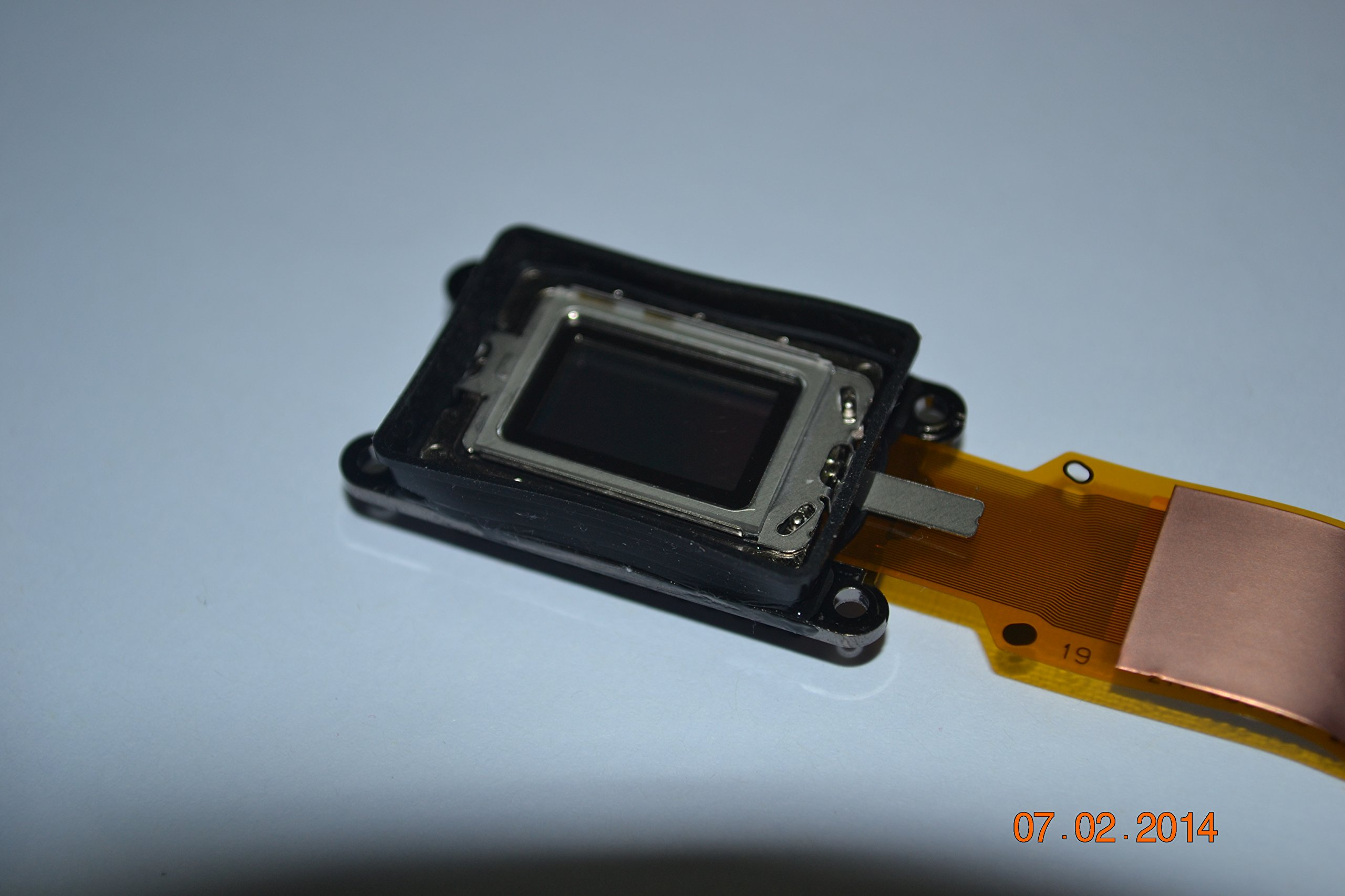 NEW SXRD panel, work in Sony KDS-R50XBR1, SXRD211 panel,Special for Sony SXRD tv KDSR50XBR1 SXRD Chip, fix green or yellow tints