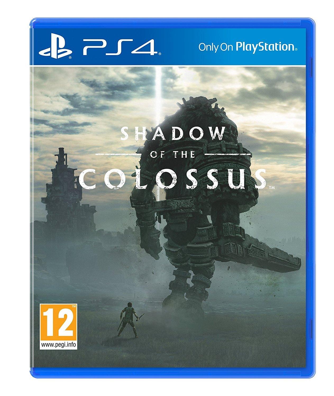 Sombra del coloso (PS4)
