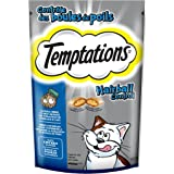 TEMPTATIONS Cat Treats, Hairball, 60g (12 Pack)
