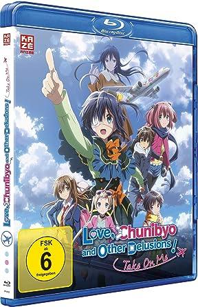 Amazon Com Love Chunibyo Other Delusions Take On Me Movie Blu Ray Movies Tv Second season of love, chunibyo & other delusions. love chunibyo other delusions