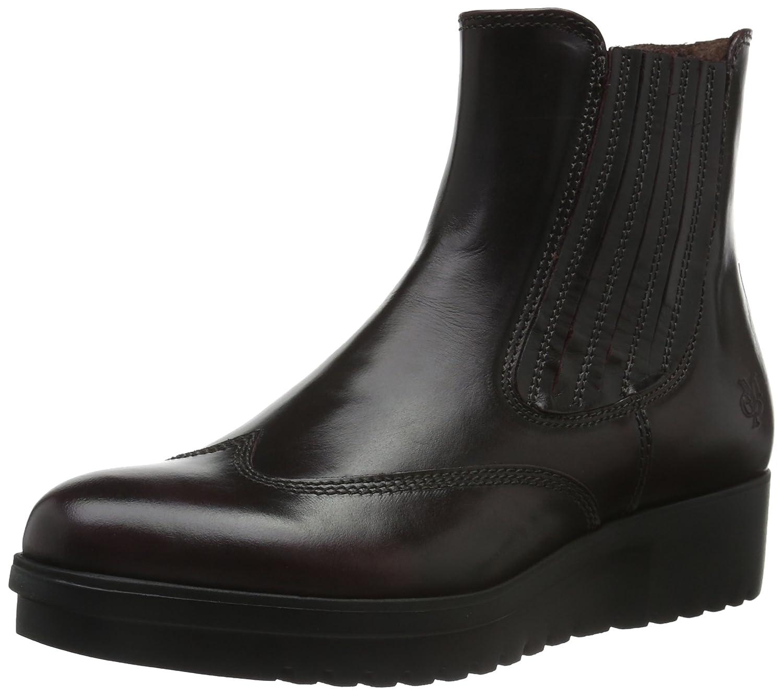 Damen Flat Heel Chelsea 70814245001125 Boots, Schwarz (Black), 37 EU Marc O bae24f9136