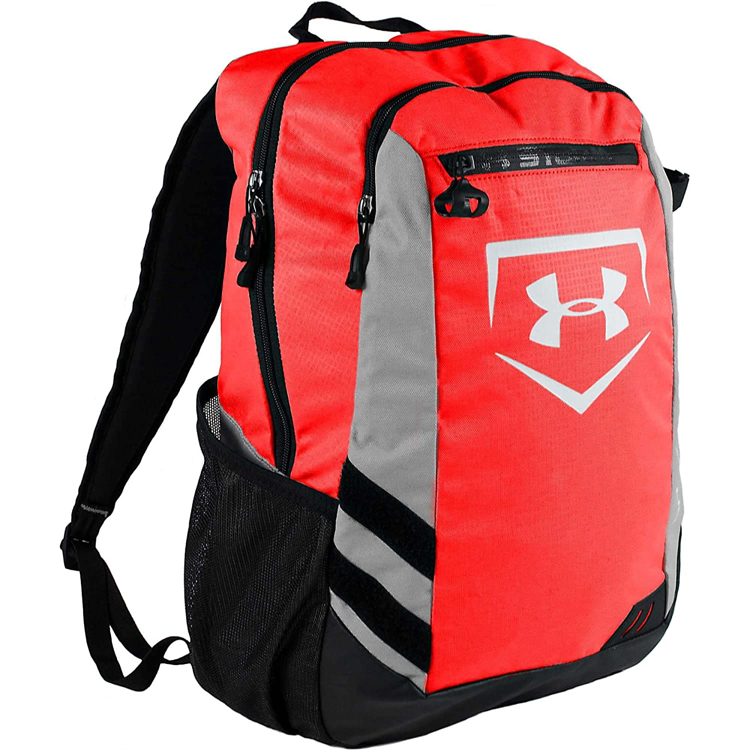 designer fashion 25c2b ef62a Amazon.com   Under Armour Hustle Bat Pack Graphite Size One Size   Sporting  Goods   Sports   Outdoors