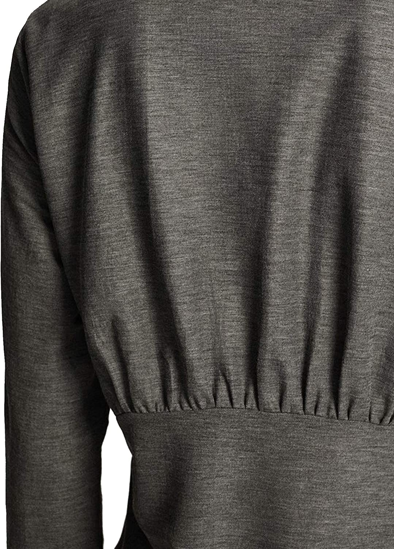 Massimo Dutti 6622/563/829 - Camisa para Mujer Gris XL: Amazon.es: Ropa y accesorios