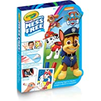 "Crayola  Paw Patrol ""Mini"" Color Wonder On-The Go Colouring Pad & Markers, Mess Free Colouring, Washable, No Mess, for Girls and Boys, Gift for Boys and Girls, Kids, Ages 3, 4, 5,6 and Up, Holiday Gifting,  Stocking Stuffers, Arts and Crafts, Easter Basket Stuffers, Easter Gifting"