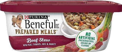 Purina Beneful Prepared Meals Adult Wet Dog Food
