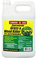 Concentrate weed killer