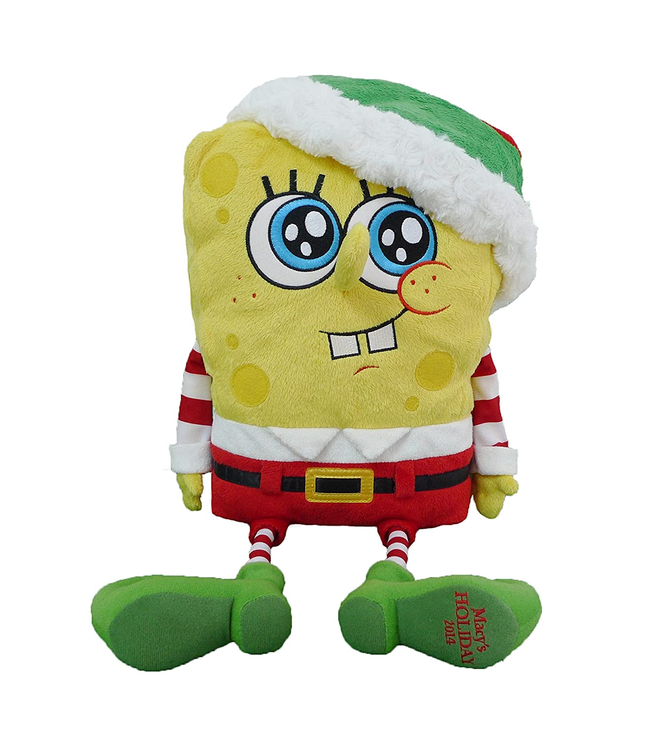 2014 macy s thanksgiving day parade holiday spongebob