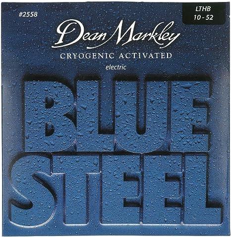 Dean Markley Blue Steel Electric LT 2552 - Juego de cuerdas para ...