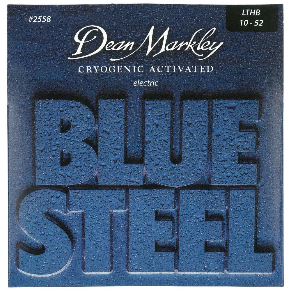 Amazon Dean Markley Blue Steel Electric Guitar Strings 9 42