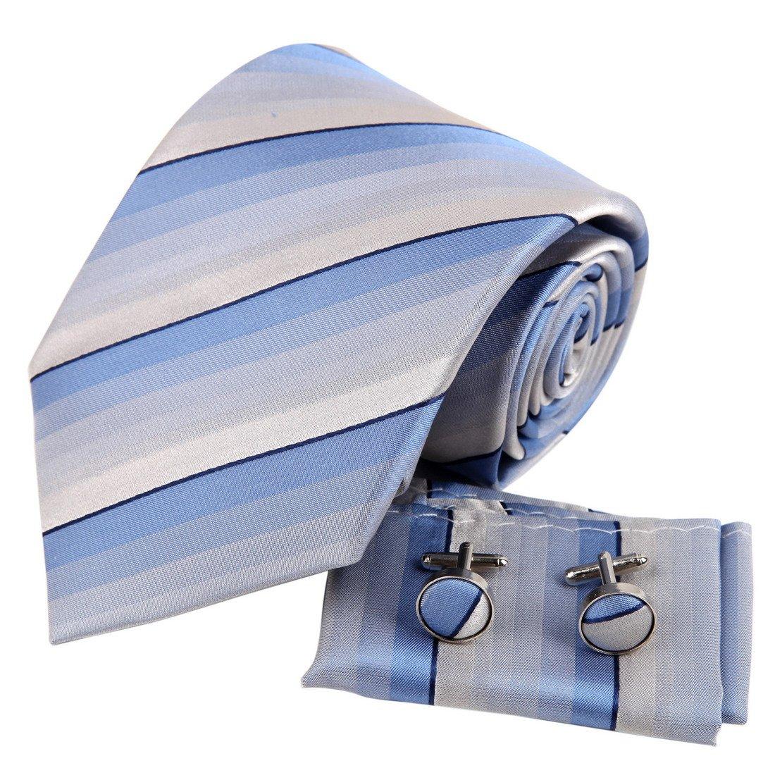 Y&G H8055 Idea aciano azul rayada Contemporš¢neo Gris Club de ...