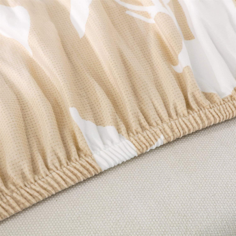 Funda Sofá de 3 plazas Universal Estiramiento, Morbuy Nórdico Cubierta de Sofá Cubre Sofá Funda Furniture Protector Antideslizante Elastic Soft Sofa ...