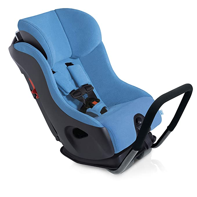 Clek Fllo Convertible Car Seat - Best For Material