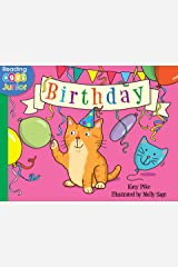 Birthday: A Bella the Cat Book (US version) Kindle Edition