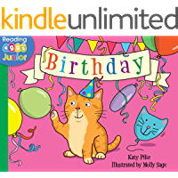 Birthday: A Bella the Cat Book