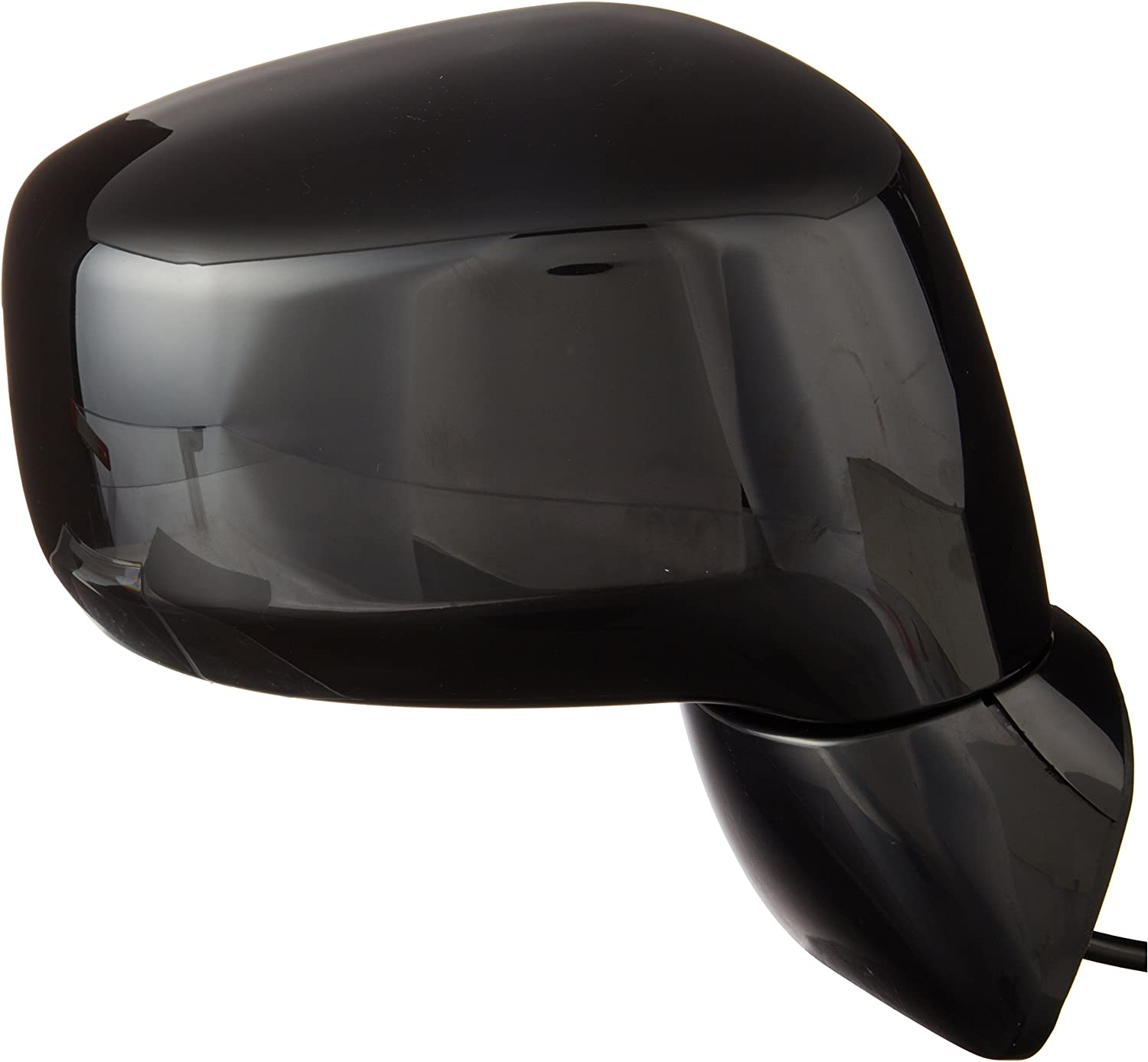 OE Replacement Nissan//Datsun Versa Passenger Side Mirror Outside Rear View Partslink Number NI1321200